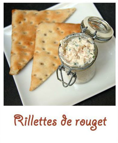 Rillettes de rouget