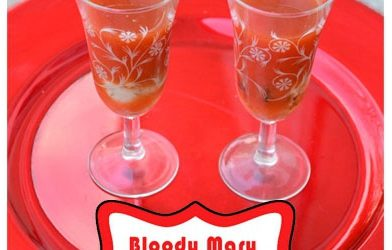 Bloody Mary aux huitres