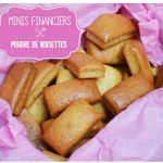 Mini Financiers à la noisette
