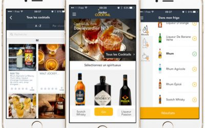 Atelier Cocktail, le site et l'application Cocktail de référence !