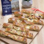Fougasse Fourme d'Ambert – Spécial Cheese day