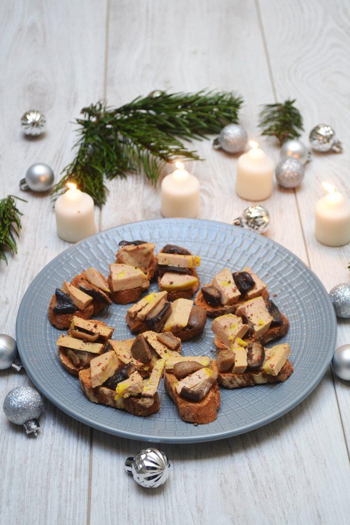 bruschettas-foie-gras-cepes