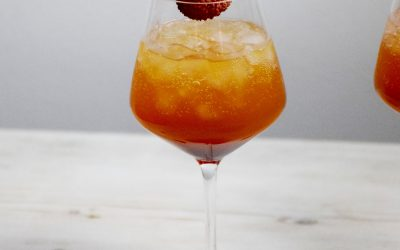 Cocktail de Saint Valentin : l'oxygène