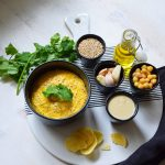 Houmous de patates douces